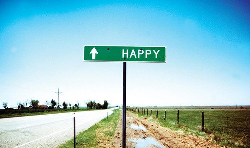 To-happy-sign
